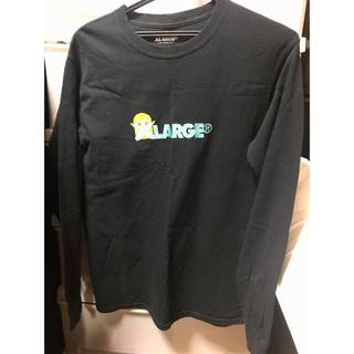 XLARGE - エクストララージ  ロンT L/S TEE GROSS GIRL Sサイズ 黒