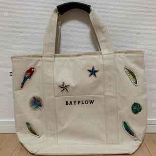 BAYFLOW - 新品未使用 ベイフロー  トート L