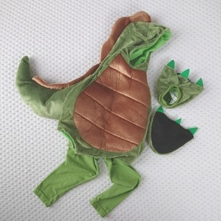 コストコ(コストコ)の0~9ヶ月 恐竜 なりきり ジャンプスーツ(カバーオール)