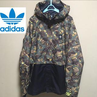 adidas - アディダス adidas snowboarding スノーボード 迷彩 メンズ