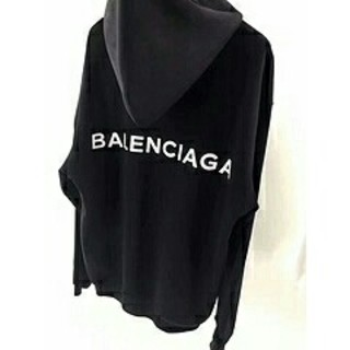 Balenciaga - バレンシアガ パーカー 男女兼用
