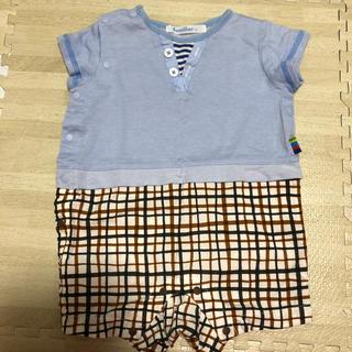 familiar - 美品  ファミリア  ベビー服  70