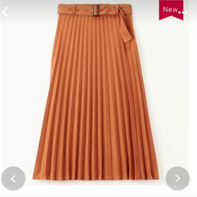 しまむら(シマムラ)のしまむら プリーツスカート レディースのスカート(ロングスカート)の商品写真