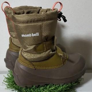 モンベル(mont bell)の*mont-bell*(ブーツ)