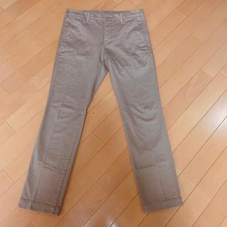 UNIQLO - ユニクロ メンズ パンツ ベージュ サイズ 76