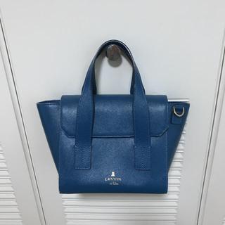 ランバンオンブルー(LANVIN en Bleu)のショルダーバッグ(ショルダーバッグ)