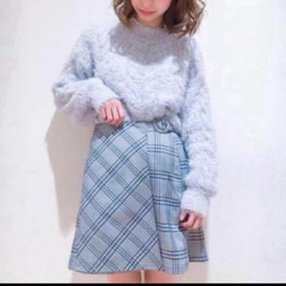 ワンアフターアナザーナイスクラップ(one after another NICE CLAUP)のラップ台型アソートスカート(ひざ丈スカート)