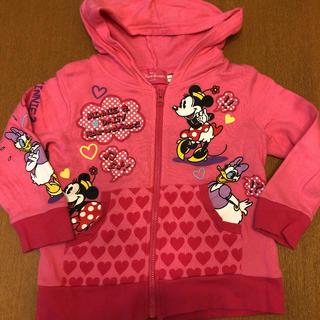 Disney - ディズニー パーカー ミニーちゃん&デイジー 100