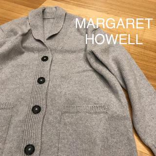 マーガレットハウエル(MARGARET HOWELL)のマーガレットハウエル カーディガン (カーディガン)