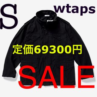 W)taps - 完売品!WMILL-65 / JACKET. NYCO. SATIN Sサイズ