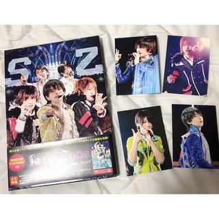 Sexy Zone - Sexy Zone Japan Tour DVD【初回限定版トレカ付】