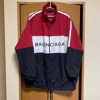 バレンシアガ(Balenciaga)のBALENCIAGA トラックスーツジャケット(ナイロンジャケット)