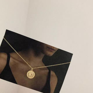 BEAUTY&YOUTH UNITED ARROWS - コイン シルバー925 ネックレス ゴールド色