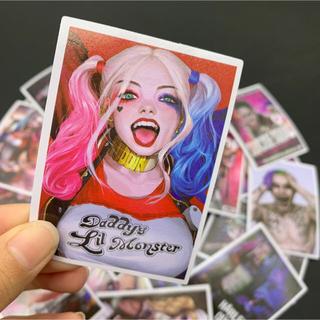 ハーレイ・クイン バットマン 悪魔美女人気海外ドラマ デカール ステッカー25枚