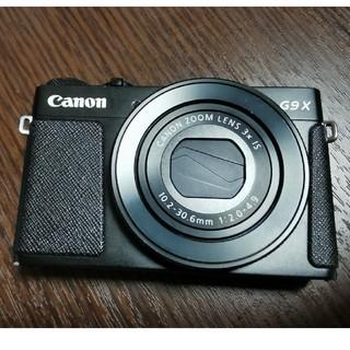 Canon - [美品送込]G9X mark2 CANON 1型高級コンデジ キャノン