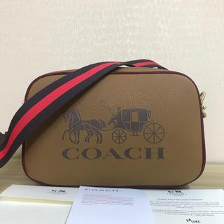 COACH - COACH F72704 ショルダーバッグ サドル