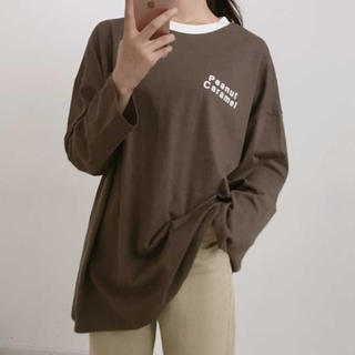 GOGOSING - ❤︎ Brown T-shirt ❤︎