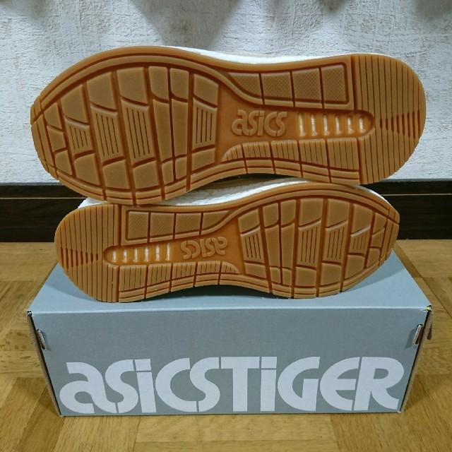 asics(アシックス)のアシックスタイガー HyperGEL-LYTE ヌード ベージュ 23.5cm レディースの靴/シューズ(スニーカー)の商品写真