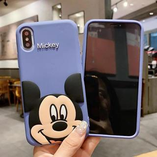 Disney - ミッキー iPhone ケース