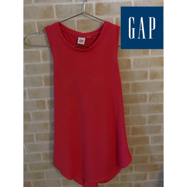 GAP(ギャップ)のGAP Ladies レディースのトップス(シャツ/ブラウス(半袖/袖なし))の商品写真