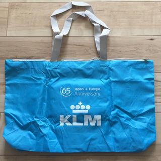 ROOTOTE - 【新品 非売品】KLMオランダ航空 カラビナ付き エコバック