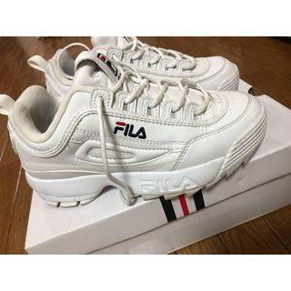 フィラ(FILA)のフィラ  スニーカー ディスラプター2(スニーカー)