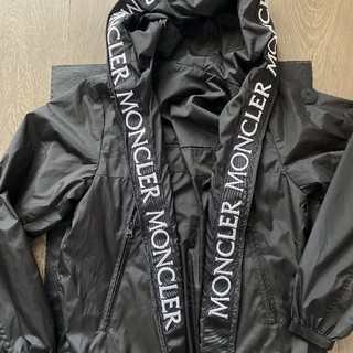 MONCLER - MONCLER MASSEREAU BLACK サイズ1