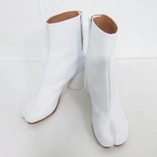 マルタンマルジェラ(Maison Martin Margiela)のマルジェラ 足袋ブーツ 新品(ブーツ)
