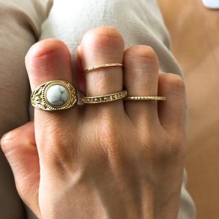 ★リング・リングホルダーセット★(リング(指輪))
