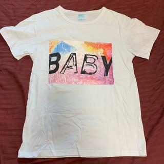 エグザイル(EXILE)のBTS着用♡BABYロゴTシャツ(Tシャツ(半袖/袖なし))