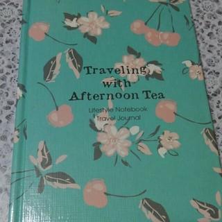 アフタヌーンティー(AfternoonTea)のAfternoon  Tea  トラベルノート(日用品/生活雑貨)