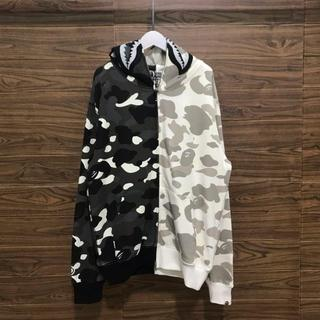 A BATHING APE - [A Bathing Ape in Lukewarm Water]1枚パーカー