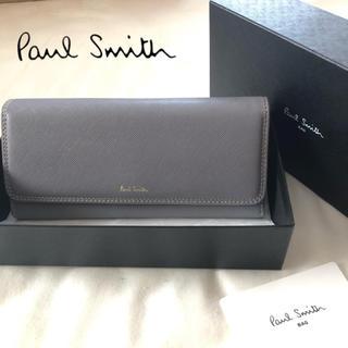 ポールスミス(Paul Smith)の【箱あり美品】Paul Smith 長財布 財布 メンズ レディース(財布)