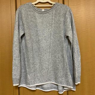 コムサイズム(COMME CA ISM)のAラインセーター(ニット/セーター)