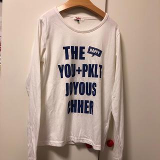 ピンクラテ(PINK-latte)のピンクラテ 長袖 Tシャツ M♡(Tシャツ(長袖/七分))