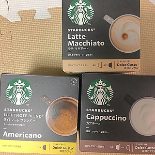 Starbucks Coffee - スターバックスドルチェグスト専用カプセル