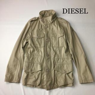 ディーゼル(DIESEL)のDIESEL ディーゼル ミリタリー ジャケット コート(ミリタリージャケット)