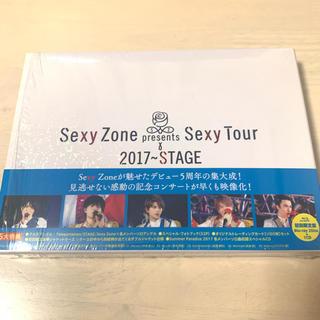 Sexy Zone - SexyZone LIVE tour 2017 STAGE 初回Blu-ray