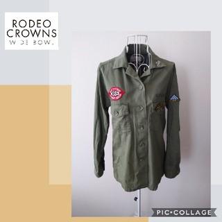 RODEO CROWNS WIDE BOWL - 【ロデオクラウンズワイドボウル】シャツ