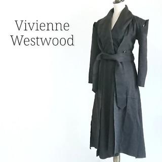 ヴィヴィアンウエストウッド(Vivienne Westwood)のVivienne Westwood ヴィヴィアンウエストウッド ロングコート(ロングコート)