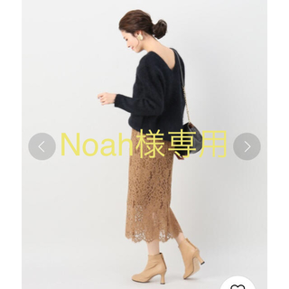 ノーブル レーススカート