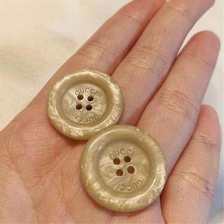 グッチ(Gucci)のgucci ボタン (各種パーツ)
