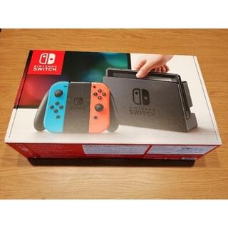 Nintendo Switch - ニンテンドースイッチ Joy-Con(L) ネオンブルー/(R) ネオンレッド