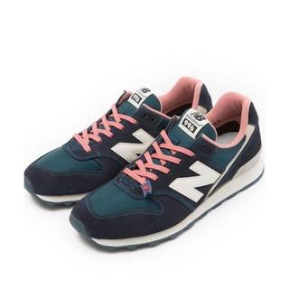 ニューバランス(New Balance)のニューバランス スニーカー WR996UBL 靴 24.5(スニーカー)