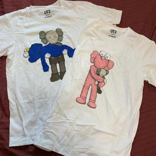 UNIQLO - kaws♡ユニクロTシャツ2枚セット