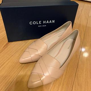 コールハーン(Cole Haan)のCOLE HAAN コールハーン CAMILA SKIMMER(ハイヒール/パンプス)