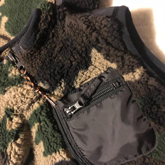 patagonia(パタゴニア)のオーストラリア発 CottonOn 新品ボアベスト 1-2歳用 キッズ/ベビー/マタニティのベビー服(~85cm)(ジャケット/コート)の商品写真