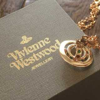 Vivienne Westwood - ヴィヴィアンウエストウッド ネックレス ゴールド