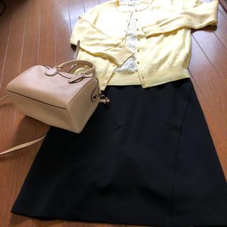 カルバンクライン(Calvin Klein)のCalvin Klein  タイトスカート(ひざ丈スカート)