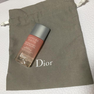 ディオール(Dior)のDior カプチュール ユース エンザイム ソリューション 〈化粧水〉15ml(化粧水 / ローション)